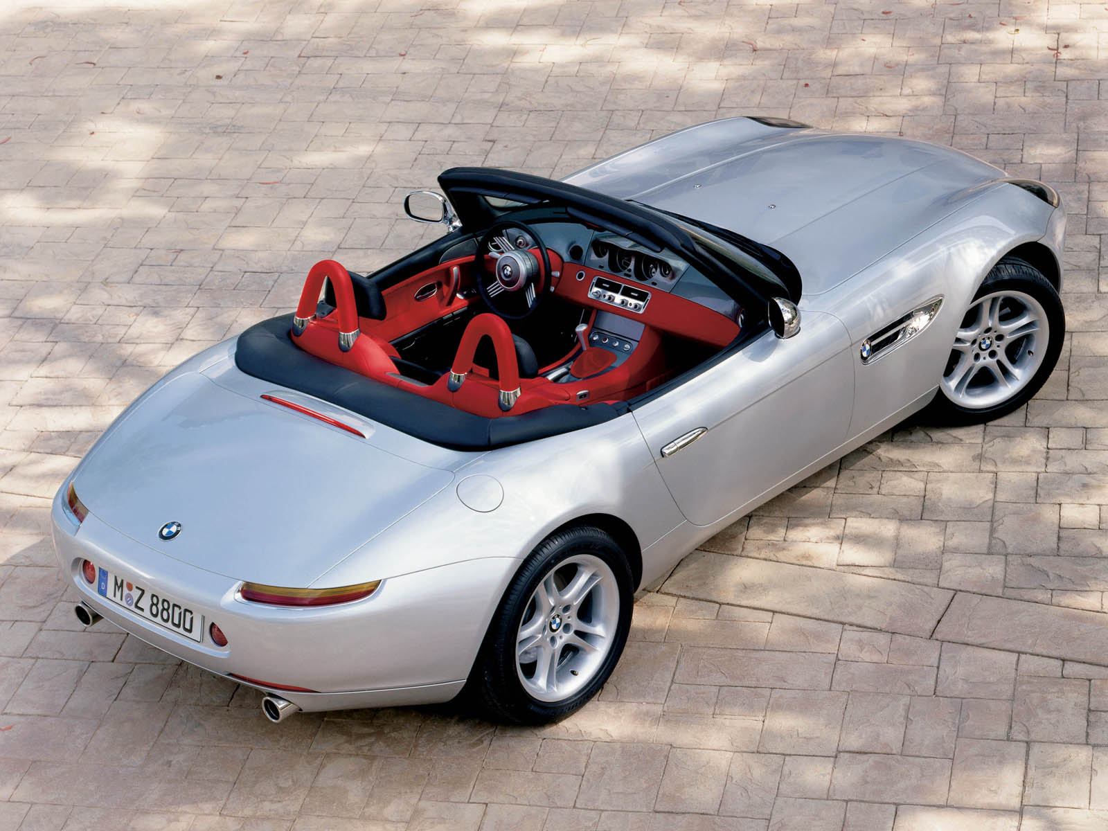 Photo bmw z8, wallpaper bmw z8, image bmw z8, fond d'ecran bmw z8, bmw ...