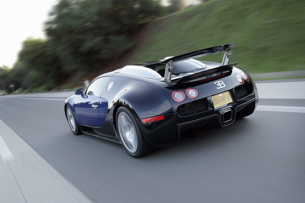 bugatti 16/4 veyron